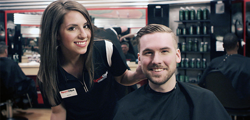 Sport Clips Haircuts of Spring Hill Haircuts
